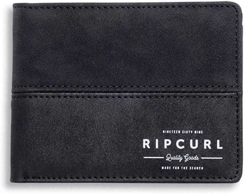 Rip Curl BWUKK2 Men's Credit Card Holder, Black, 1SZ
