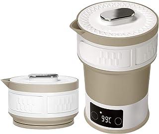 shopparadise トラベルケトル 電気ケトル 湯沸かし器 折りたたみ可 600ml 携帯便利 電圧切替式 国内・海外で使用可能 変圧器不要 携帯ポット