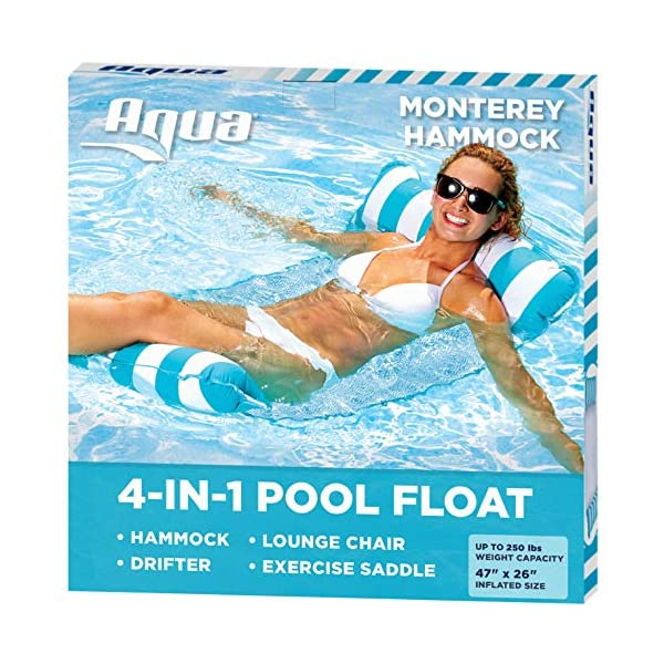 Aqua Pool Float