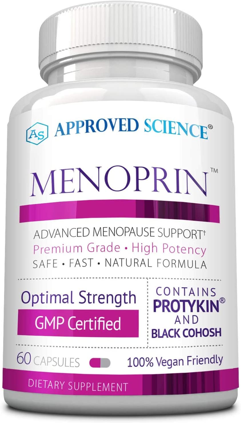 Menoprin service Super special price - Rapid Menopause Relief Mood Hot Flashes S Relieve