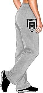 MEGGE Women's Armory Drawstring Jersey Sweatpants Ash