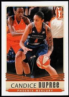 Basketball NBA 2016-17 RittenHouse WNBA #77 Candice Dupree