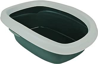 Trixie &apos 40121Gato Toilette Carlo 2, 58cm, Color Gris Claro/Gris
