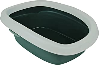 Cat Litter Tray With Rim And Scoop