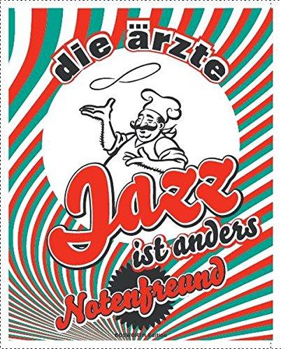 Die Ärzte - Jazz Ist Anders: Songbook für Gitarre, Gesang