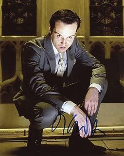 ANDREW SCOTT - Sherlock AUTOGRAPH Signed 8x10 Photo B