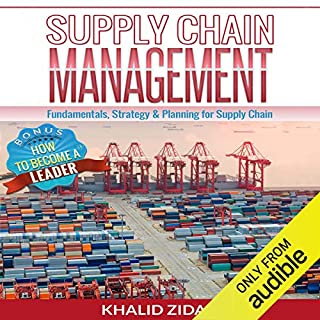 Supply Chain Management audiobook cover art