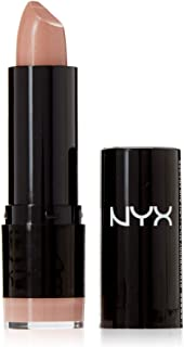 NYX PROFESSIONAL MAKEUP Extra Creamy Round Lipstick - Summer Love, Beige With Soft Pink Undertones