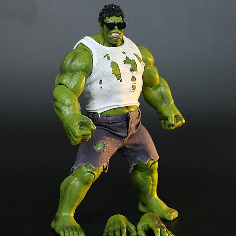 opciones a bajo precio COOL MODEL Marvel Sci-fi Anime Hulk Diagrama De Acción Modelo Modelo Modelo Doll PVC Decoración para El Hogar De 10 Pulgadas  tienda de venta