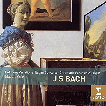 Bach - Goldberg Variations etc