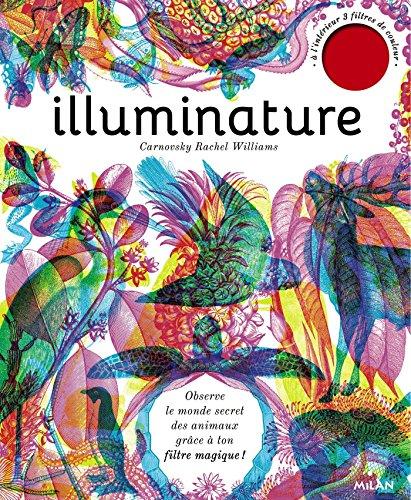 Illuminature Album pour découvrir la nature