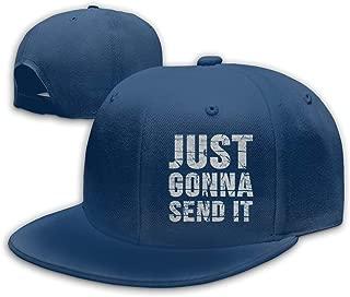Just Gonna Send It Unisex Travel Sunscreen Caps Sun Hat