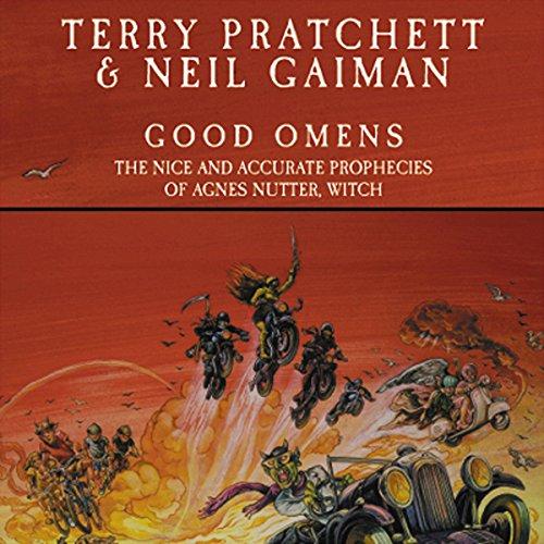 Good Omens cover art