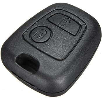 Schlüssel Gehäuse Fernbedienung Für Peugeot Elektronik