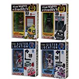 Five Nights at Freddy's Micro Construction Set Series 2