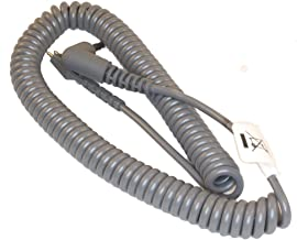 CCX-2 Telex Coiled Cable for IFB Headset With Right Angle Mini