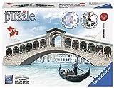 Ponte di Rialto Puzzle 3D