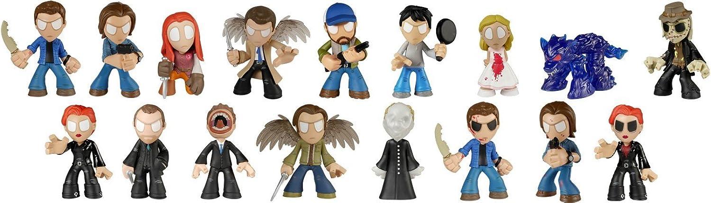 Supernatural Funko Mystery Mini Figure One Single Random Figure