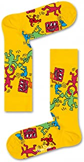 Happy Socks Men's Keith Haring All Over Sock