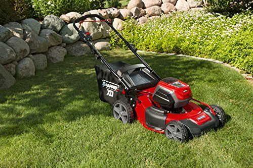 Snapper XD 82V MAX Electric Cordless 21-Inch Lawn Mower, Battery and Charger Not Included