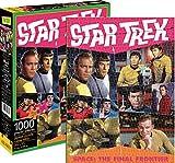 signs-unique Aquarius Star Trek Retro Rompecabezas de 1000 Piezas (NM)
