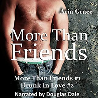 More Than Friends/Drunk in Love audiobook cover art