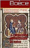 La Consolation philosophique de Boèce - Format Kindle - 2,10 €
