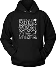 Aint No Party Like a DND Party Tabletop RPG Hoodie