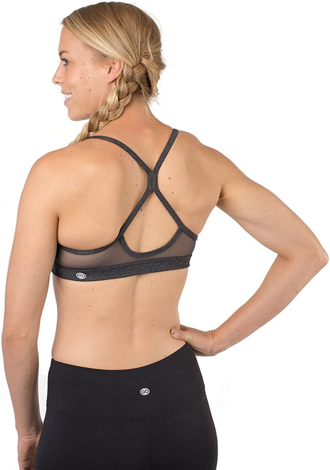 Sexy Supportive Sports Bra w  Mesh FABB Activewear Women's [On Sale Today ]