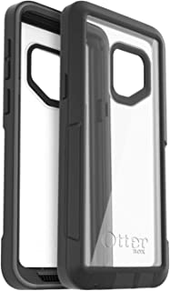 OtterBox Pursuit Series Case for Samsung Galaxy S9 - Retail Packaging - Black/Clear