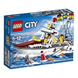 LEGO- City Great Vehicles Peschereccio, 60147