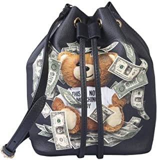 Luxury Fashion | Moschino Womens 844582103555 Black Shoulder Bag | Fall Winter 19