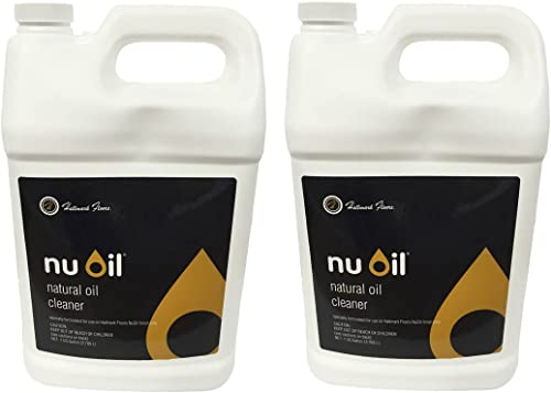 NuOil Cleaner (2, 1 Gallon x 2)