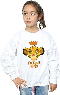 Disney Girls The Lion King Simba Future King Sweatshirt