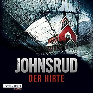 Der Hirte (Fredrik Beier 1) cover art