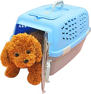 Cat Dog Supplies Pet Carrier Bag Pet Airways Box Checked The Cases Out Luggage Transport Cages for Cat/Dog and Other Pets ...
