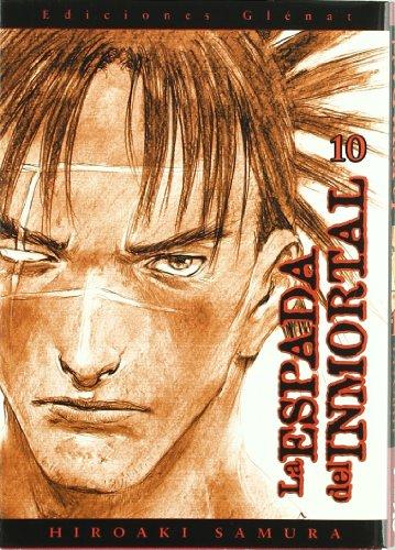 La espada del inmortal 10 (Seinen Manga)
