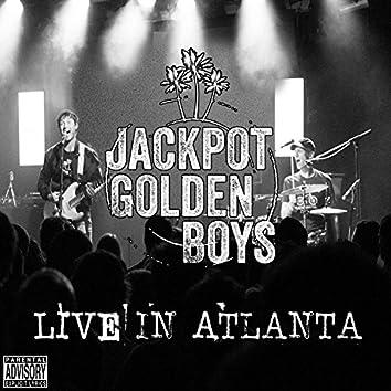 The Jackpot Golden Boys Live in Atlanta