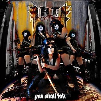 You Shall Fall