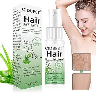 Hair Inhibitor, Hair Stop Growth Spray, Hair Removal Spray, Painless Hair Removal..
