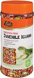 Zilla Juvenile Iguana Fortified Daily Diet