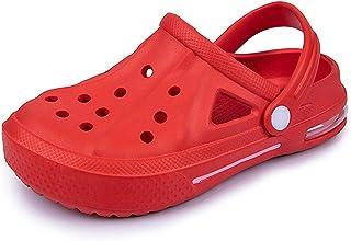 Hombres Mujeres Zapatos de Zueco de jardín Sandalias de Playa Zapatillas Transpirables Zapatos de Ducha Zapatos para Camin...