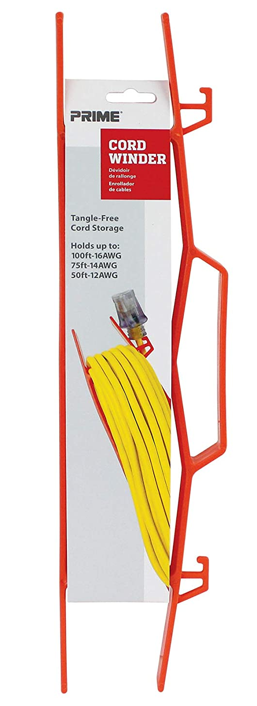 Prime Wire & Cable CA002000 Cord winder, Orange