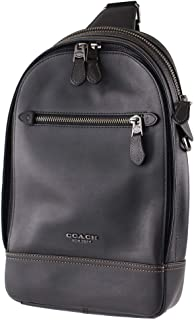 Coach Leather Graham Messenger Tote Bag - #F37598