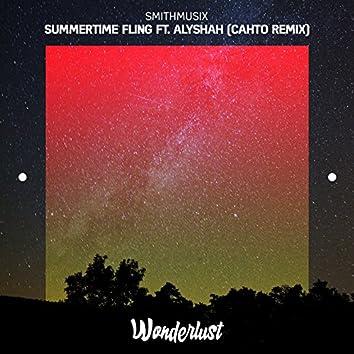 Summertime Fling (Cahto Remix)