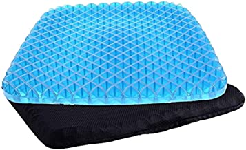 Ausale Seat Cushion,Breathable Pain Relief Massage Sit Cushion Pad for Office Home Car Wheelchair