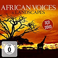 African Voices.. -CD+DVD-