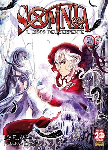 Somnia. Il gioco del serpente 2 (Manga) (Italian Edition)