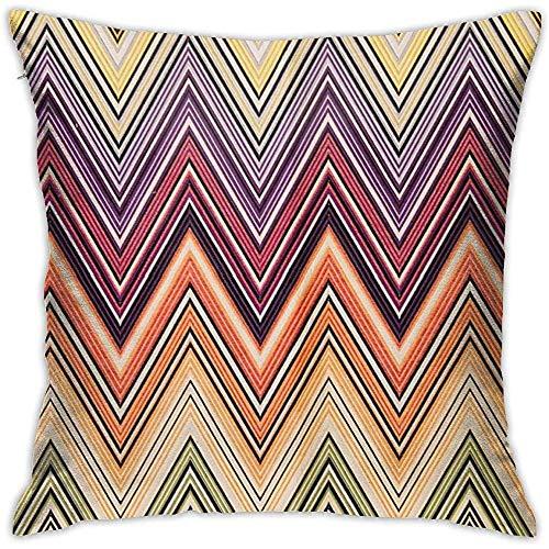 Nat Abra Daily Decorations Sofa Dekokissenbezug Kissenbezüge Zippered Pillowcase 45cm * 45cm