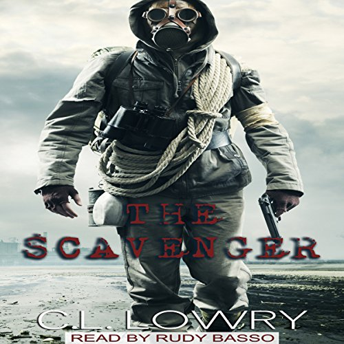 The Scavenger audiobook cover art